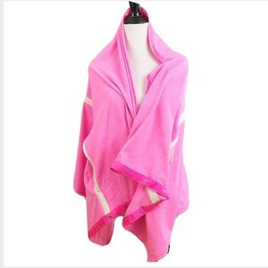 Lululemon Pink Vinyasa Wrap Snaps One Size